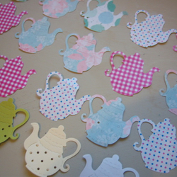 tea pot embellishments