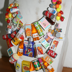 Supermarket Sweep Layered Necklace