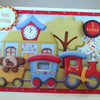 Handmade Childrens Train 1st Birthday Card, 3D, Decoupage,  Personalise