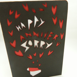 Missed Anniversary Card