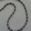 Sale was 12.95 now 10 Rainbow Haematite Necklace