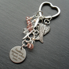 Angel Keyring Charm