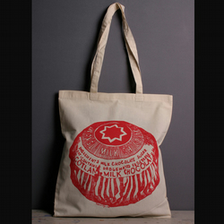 Teacake Cotton Shopper