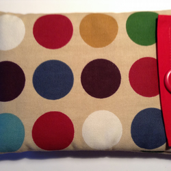 "Padded sleeve cover for iPad mini or 7"" tablet"
