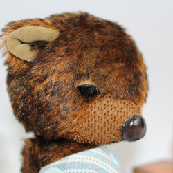 Artists Teddy Bear Mohair Jointed Collectable
