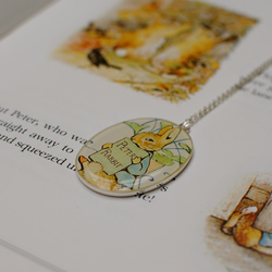 Peter Rabbit Necklace