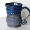 Seasonal Mug - Tea, Coffee, Hot Chocolate, Ceramic Stoneware Pottery '7'