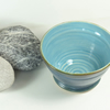 Calm Waters Landscape Breakfast - Soup  -Salad  - Tapas Bowls Ceramic Stoneware