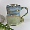 Seasonal Mug - Tea, Coffee, Hot Chocolate, Ceramic Stoneware Pottery 14