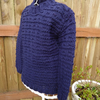 Boys chunky Knitted Jumper age 5-6