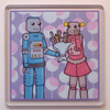 Robot Love Coaster