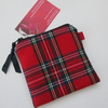 SALE Royal Stewart  Tartan Purse