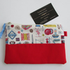 SALE Sewing Design  Make Up Bag  Pencil Case