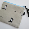 SALE Sophie Allport Cats  Coin Purse
