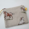 SALE  Horses  Coin Purse