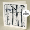 The Nightwatch (5 pack)-  Xmas Card