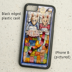 iPhone or Samsung Galaxy case - The Lodgers - Mice