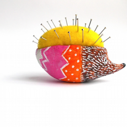 Sofia Hedgehog Pincushion