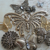 Butterfly Jewellery Findings Collection