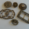 Steampunk Jewellery Collection Art Deco Altered Art