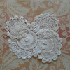 Vintage Doily Set Altered Sewing