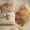 Vintage LaceTag and Muslin Sachet Kit