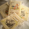 Alice in Wonderland Collection Sachets x 4