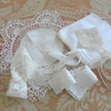 Vintage hanky linen lace collection