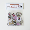 Chihuahua Magnet Set with Pug, Boston Terrier & French Bulldog