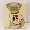 COCO IN NYC MINI CUSHION