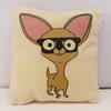 SENOR PICKLESWORTH THE GEEK MINI CUSHION