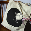 Canvas Tote Bag - Dungbeetle