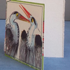 Upcycled Brian Wildsmith Birds (1969) Card, One-Of-A-Kind (27)