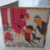 Sale - Vintage (1977) Book Card, One-Of-A-Kind