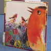 Christmas Robins, Upcycled Brian Wildsmith (1969) Birds Card, One-Of-A-Kind (6)