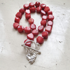 Red Necklace - Reserved for L.G.