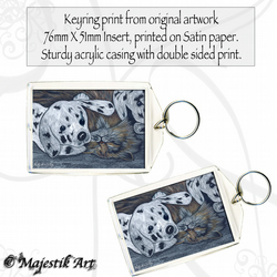Tabby Cat Keyring NICE AND WARM Animal Pet