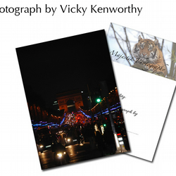 Arc de Triumph ACEO Print Photography by VK