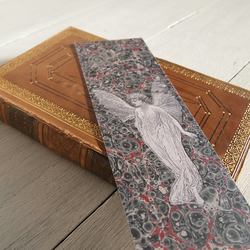 Shakespeare bookmark featuring Titania the fairy queen A Midsummer Night's Dream