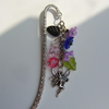 Art Noveau Flower Fairy Bookmark