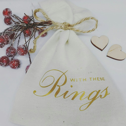 With These Rings Bags