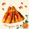 Reserved for Julie - Autumn Trees Dress
