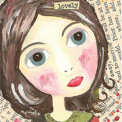 ACEO- Lovely