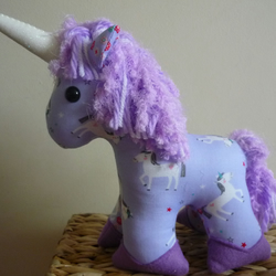 Hand Made Small Unicorn