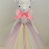 Ballerina Mouse with Tutu and Crown