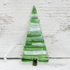 Fused Glass Christmas Tree - Green
