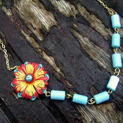 Summer necklace **sale**