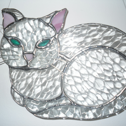 Glass Cat!!