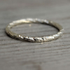 Twisted stack Ring 1.5mm