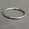 Plain Stack Ring